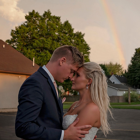 Lauren + Josh | July Wedding