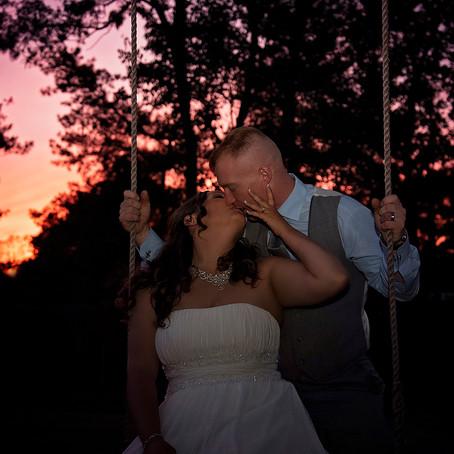 Rachel + John | Country Wedding