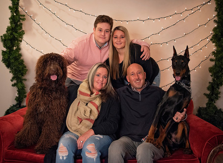 Graham Family   Holiday Mini Session