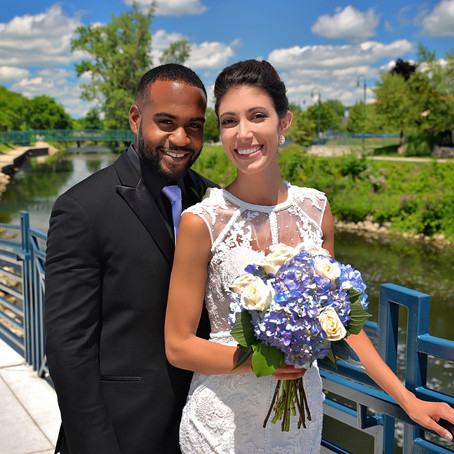 Courtney + Travon | Summer Wedding