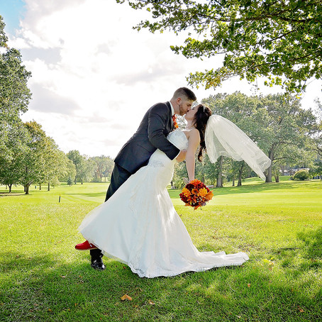 Heather + Travis | Fall Wedding