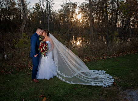 Madison + Cody | November Wedding