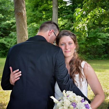 Krystle + Joey | Summer Wedding