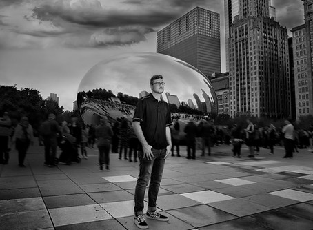 Jake | Chicago Senior Session