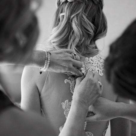 Getting Ready | Wedding Photography