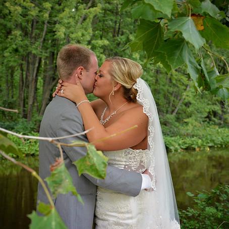 Samantha + Andy | Michigan Wedding