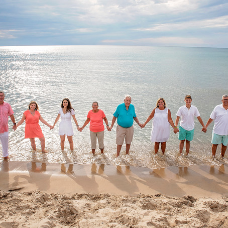 Markley | Family Beach Session