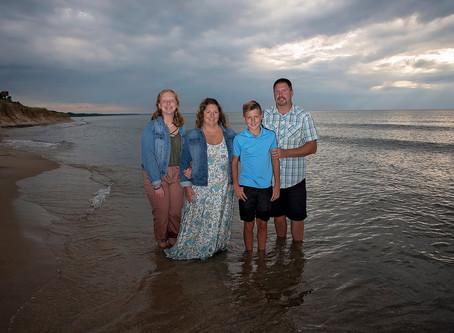 Kertes   Family Beach Session