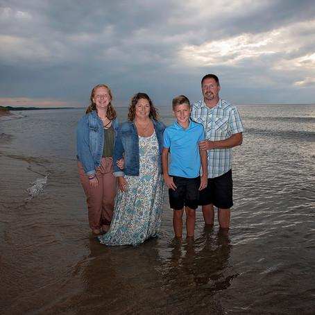 Kertes | Family Beach Session