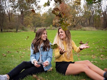Keely & Leah | Senior Photos