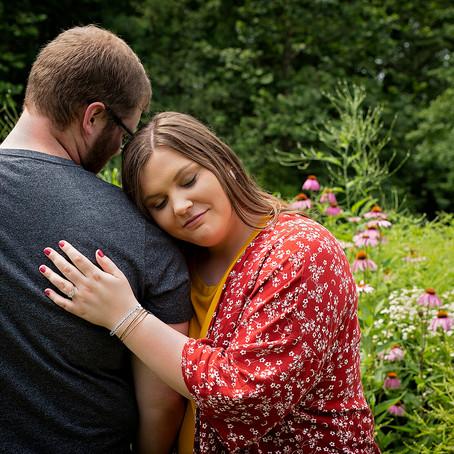 Kaitlin + Mason | Engagement Session