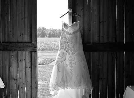 The Dress | Wedding Photography