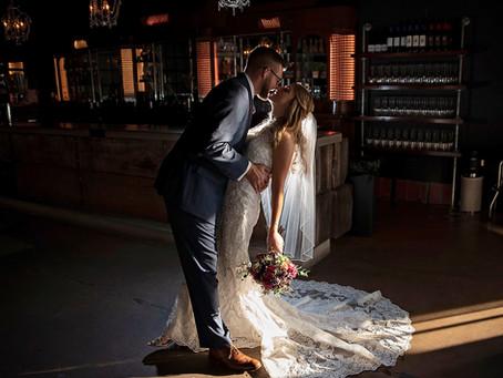 Sarah + Michael | November Wedding