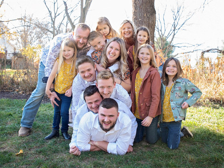 Brown | Family Photography | Country Strong | Goshen, Indiana