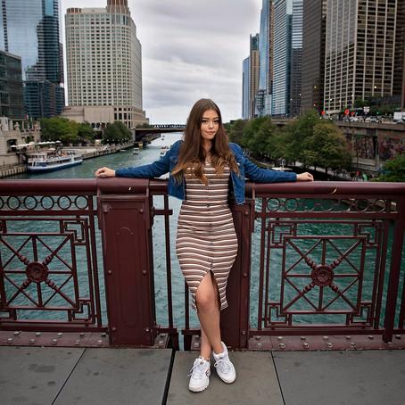 Carina | Chicago Senior Portraits