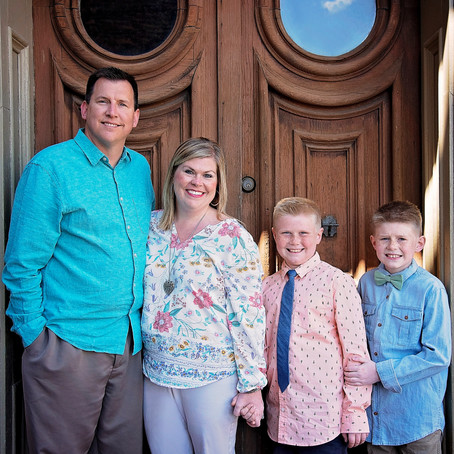 Gingerich Family | Family Session