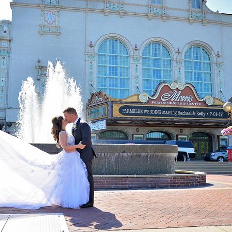 Rachael + Kelly | Theatre Wedding