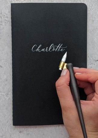 personalised-moleskine-notebook-calligraphy