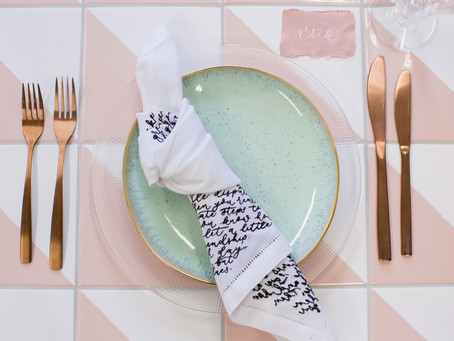 10 Ways to Incorporate Calligraphy Into Your Wedding
