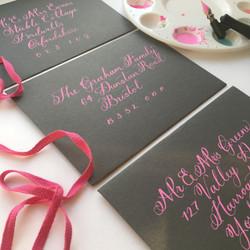 formal-calligraphy-envelope-bright-pink