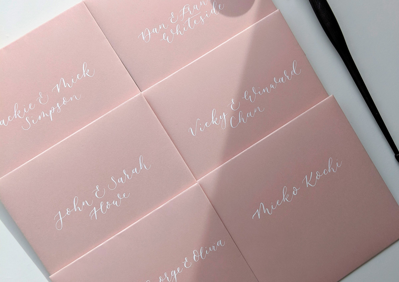 blush-pink-calligraphy-envelopes