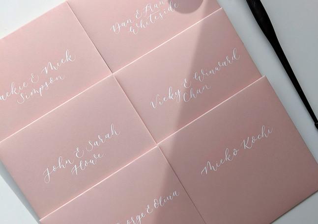 blush-pink-calligraphy-envelopes
