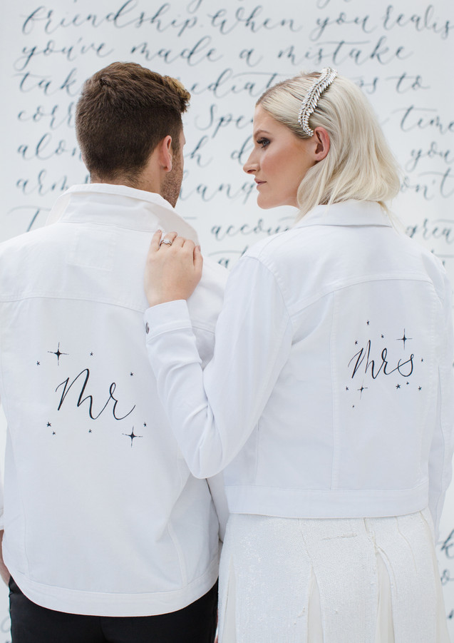 custom-calligraphy-denim-jackets-his-hers