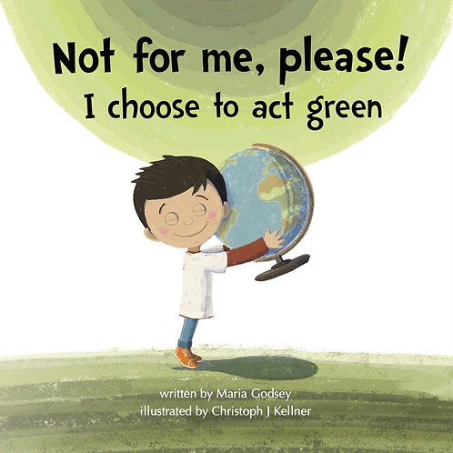 Softcover - Not for me, please! I choose to act green