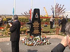 Unvailing Of New Memorial Stone 2003.jpg