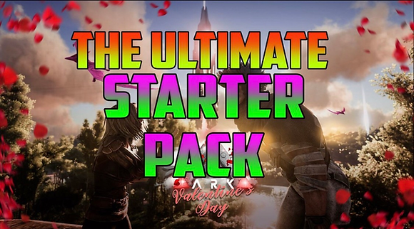 ULTIMATE STARTER PACK ( Official Xbox PvP )