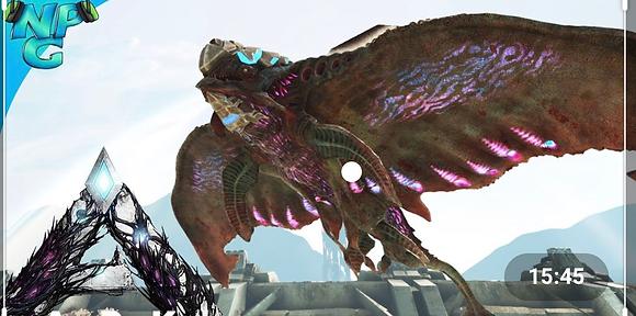 Alpha desert titan!! ( official xbox pvp )