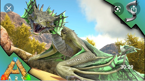 Poison wyvern ( official xbox smalltribes )