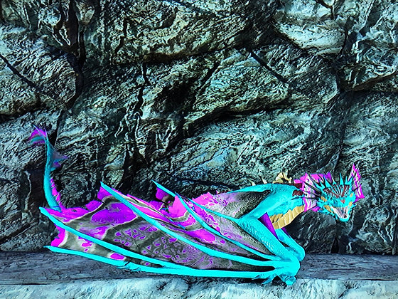 Cutton candy poison wyvern clone( xbox official pvp )