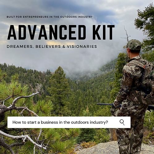 Advanced Start-up Kit