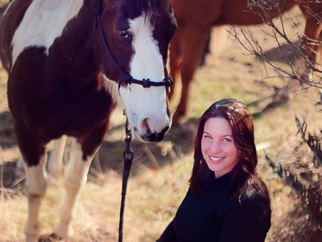 FEATURE FRIDAY-Megan Hensley–From Farrier to Holistic Hooves