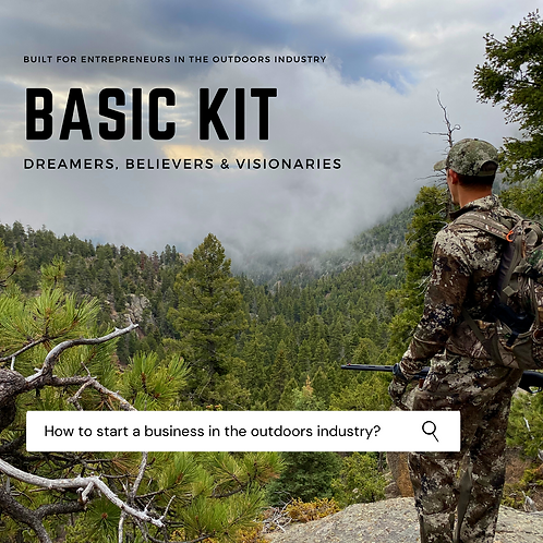 Basic Start-up Kit