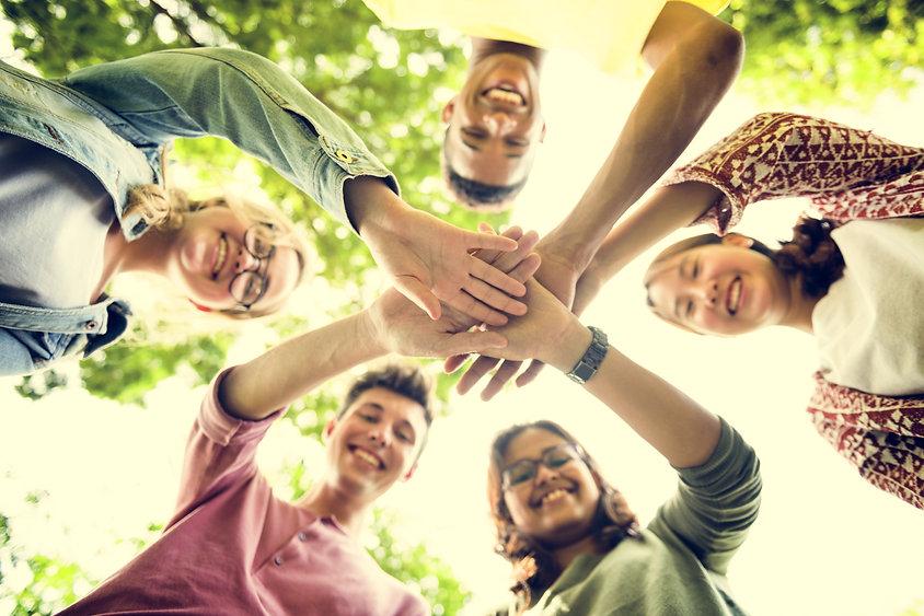 Diverse Teens Hands Together Concept.jpg