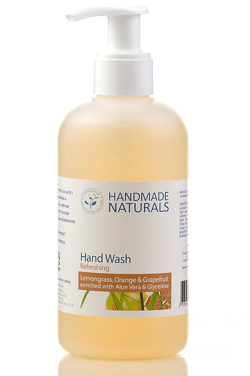 Refreshing Handwash with Lemongrass, Orange and Grapefruit