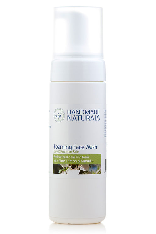 Antibacterial Foaming Face Wash
