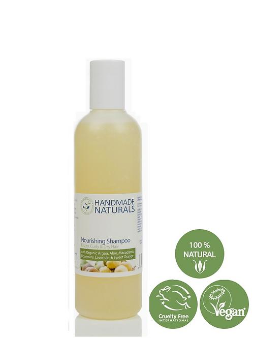 Nourishing Shampoo Frizzy, Curly, Dry Hair