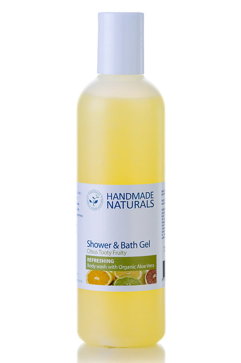 Citrus Tooty Fruity Shower Gel