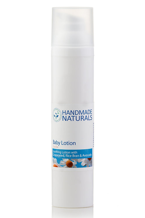 Unscented Baby Lotion