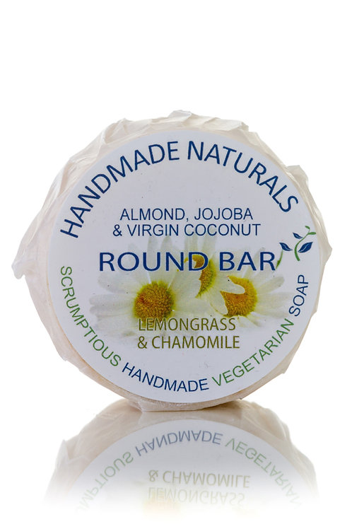 Chamomile and Lemongrass Soap Bar