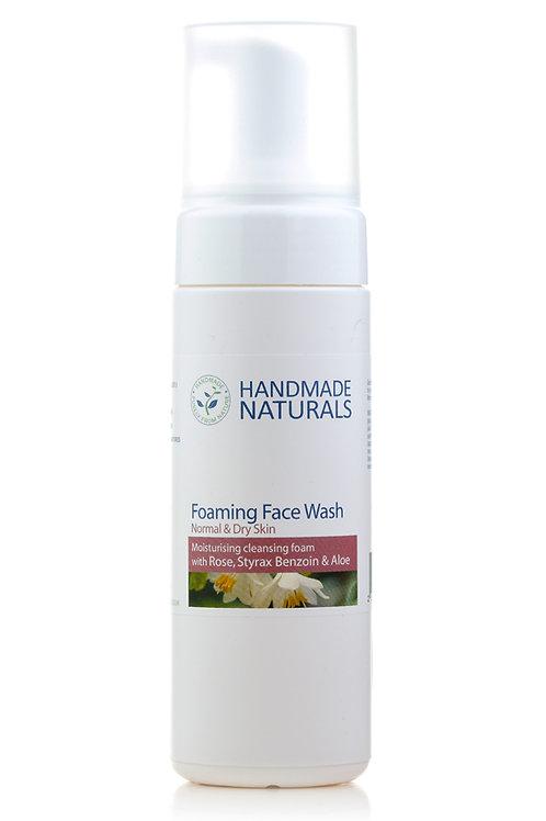 Moisturising Foaming Face Wash