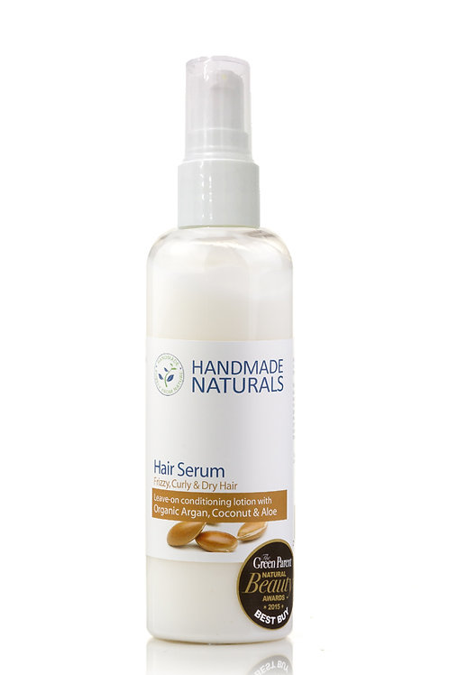 Organic Argan and Coconut Hair Serum