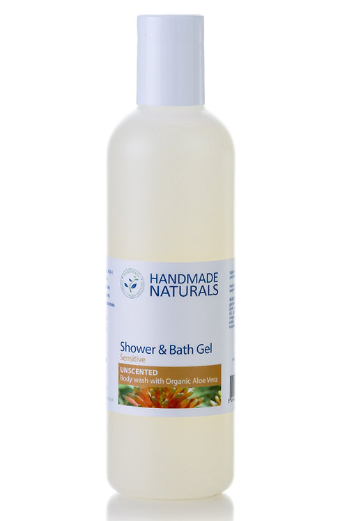 Unscented Shower Gel