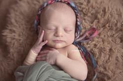 fotografo recién nacido Santander