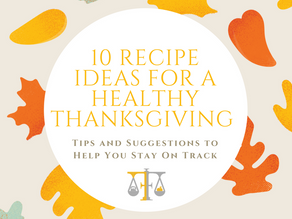 10 Recipe Ideas for a Healthy Thanksgiving