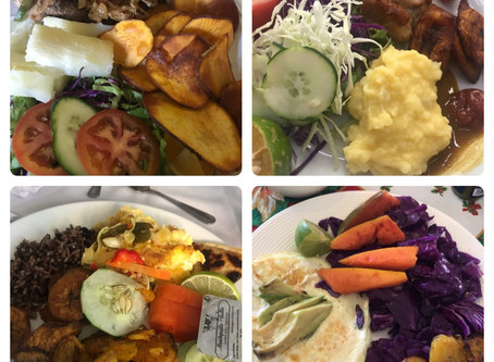 Costa Rica Eats, Workouts + Healthy Travel Recommendations