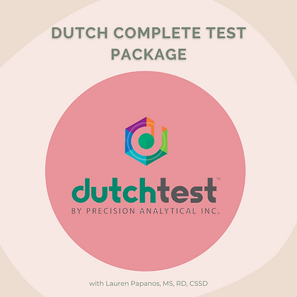 Dutch Complete Test Package